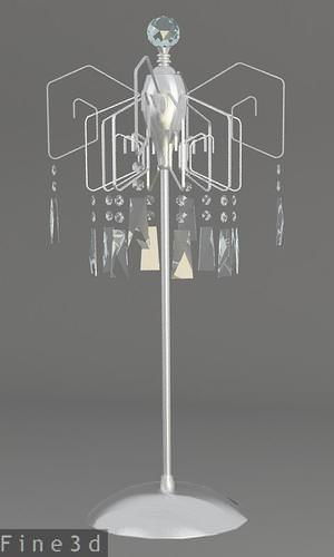Modern lamp collection3D model