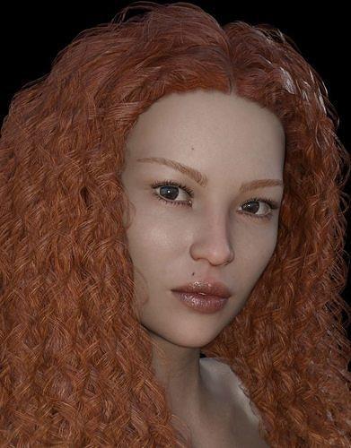 Realistic Sexy Female