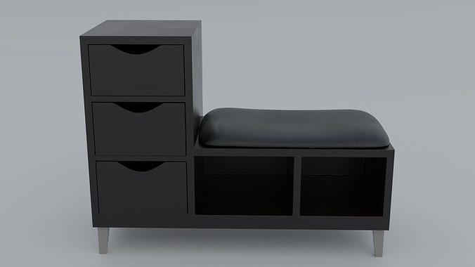 Table - Shelf