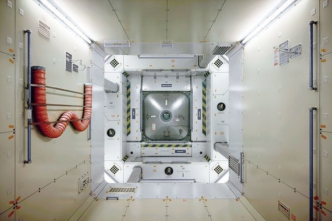 Space Station Interior