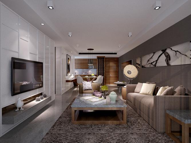 Cozy apartment3D model