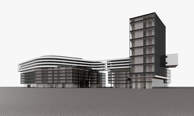 TPU Complex Building
