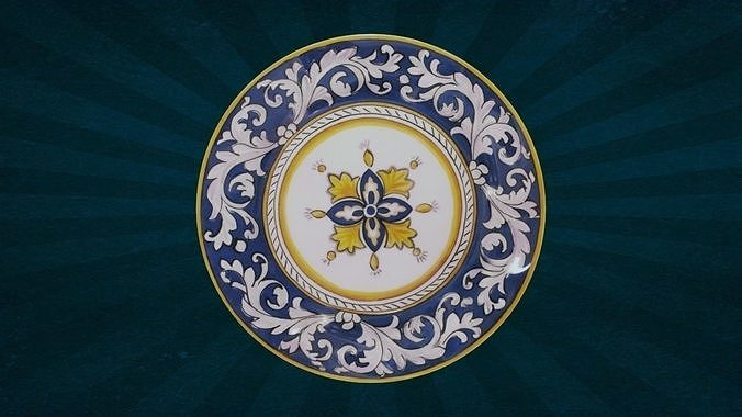 WARE-002 Plate