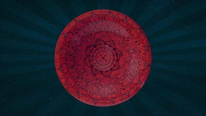 WARE-009 Plate