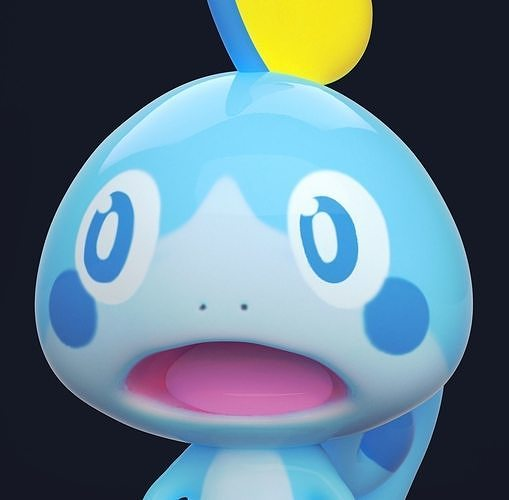Sobble Rigged