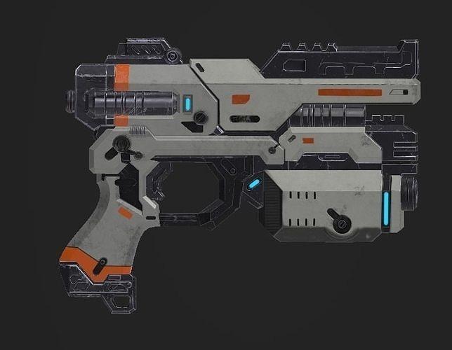 Trion gun