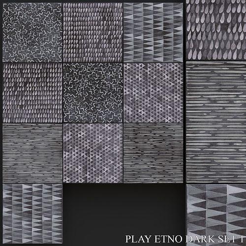 ABK Play Etno Dark Set 1