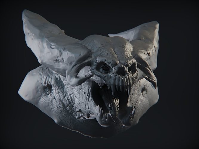 Demon Head 05