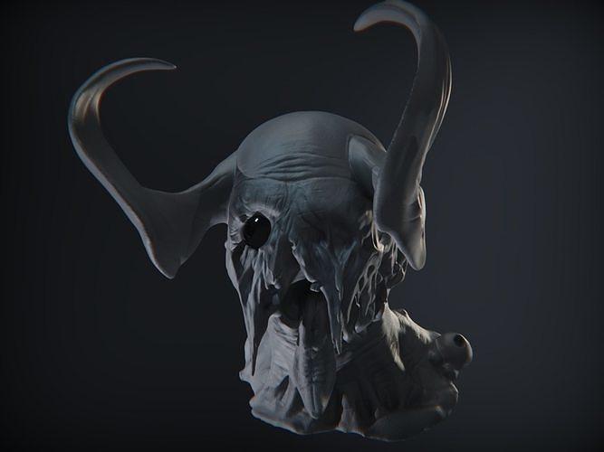 Demon Head 07