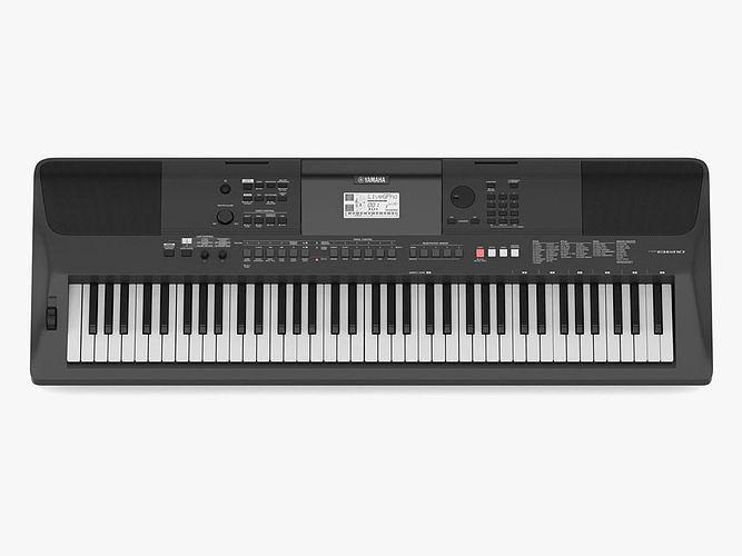 Yamaha Portable Keyboard PSR-EW410