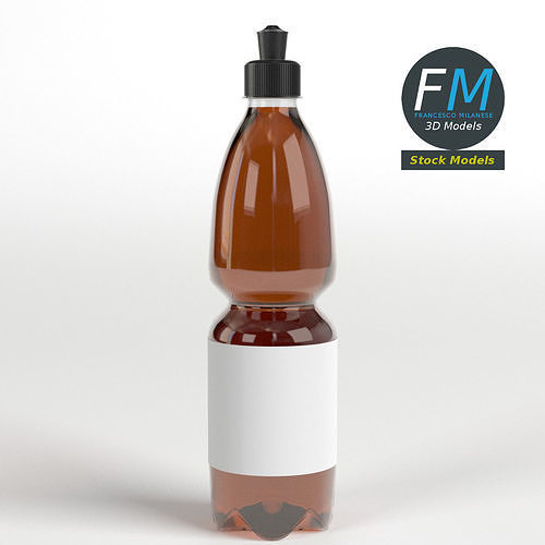 Energy drink bottle