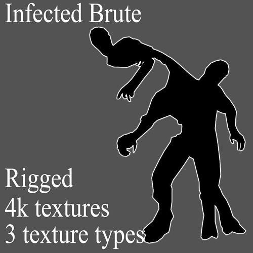 Infected Brute