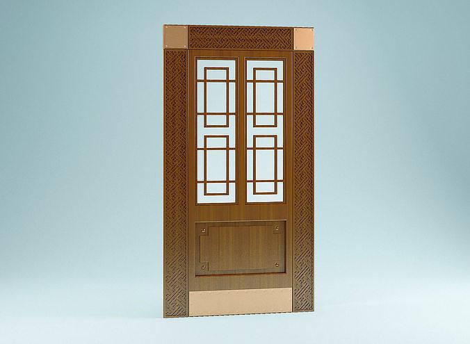 door china modern