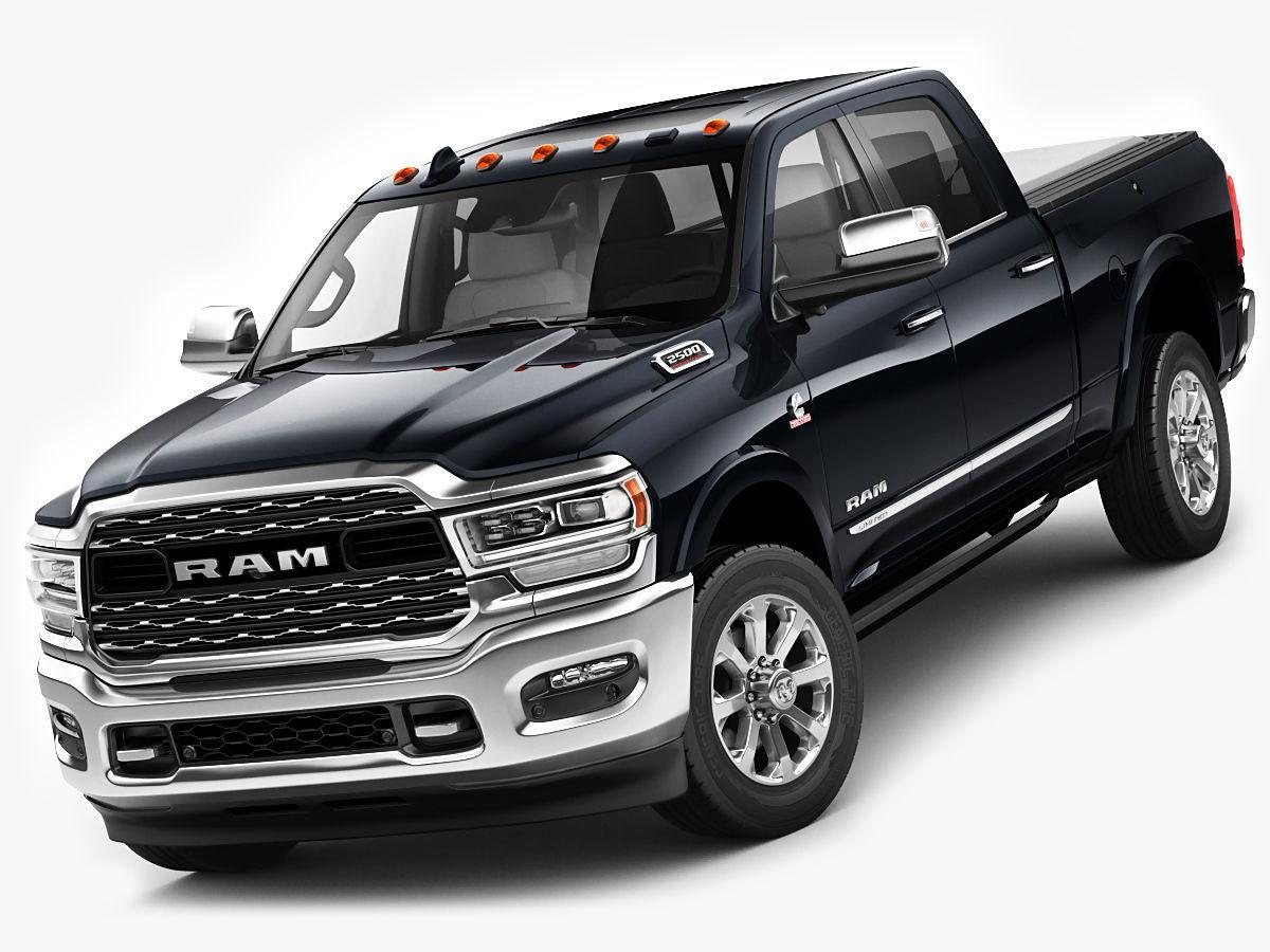 Ram 2500 HD Limited 2019