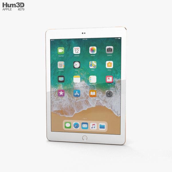 Apple iPad 9-7-inch 2018 Cellular Gold