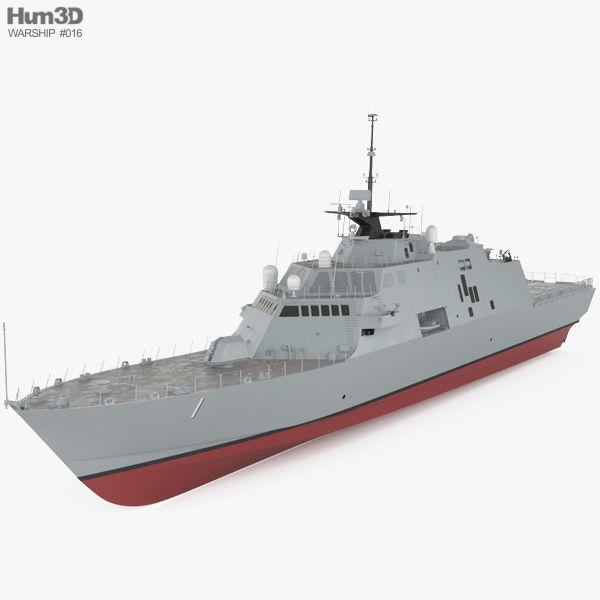 USS Freedom LCS-1