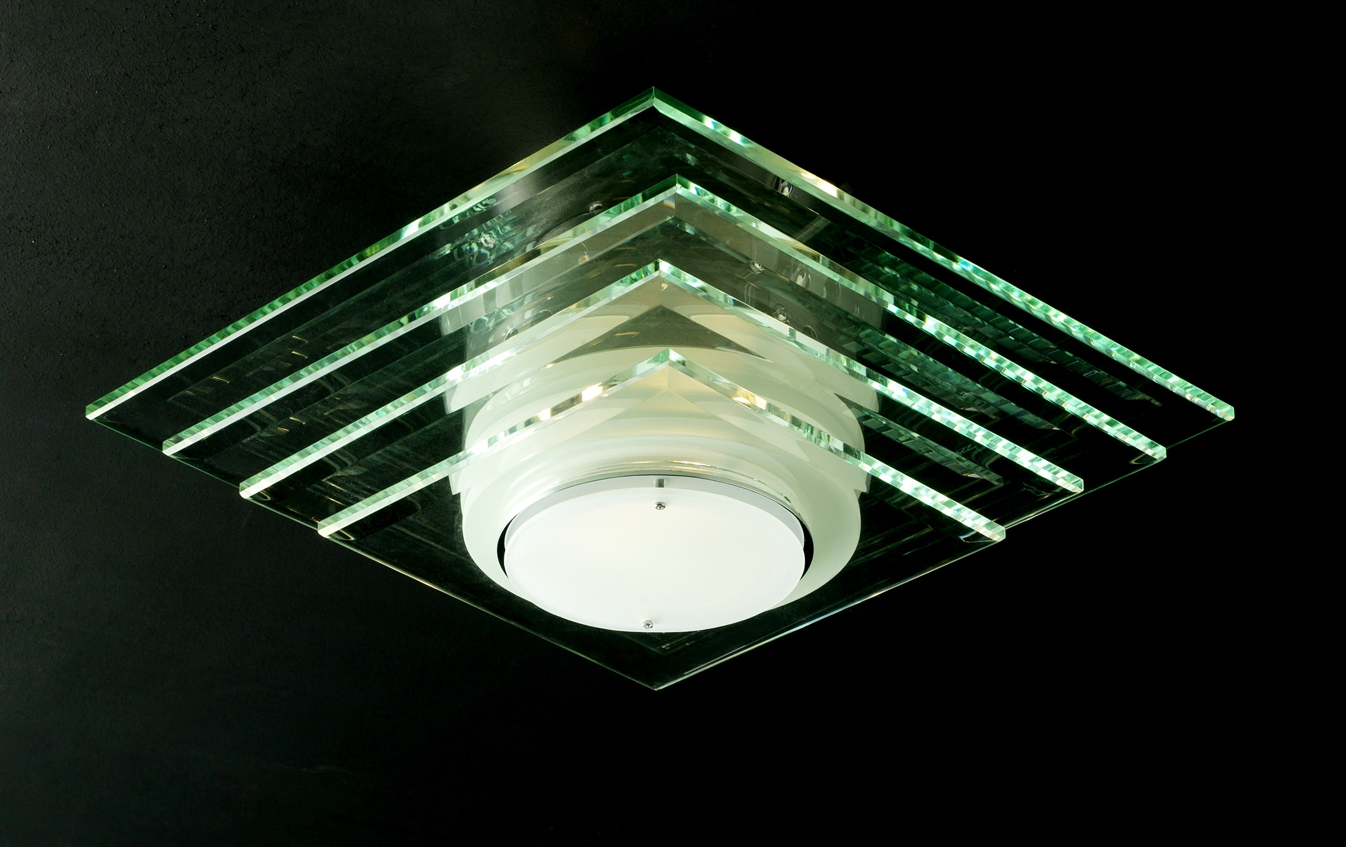 Ceiling Spotlight With 3 Lights 3d Model 3ds Max Files