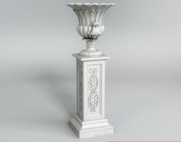 Vase 1595 3D Model