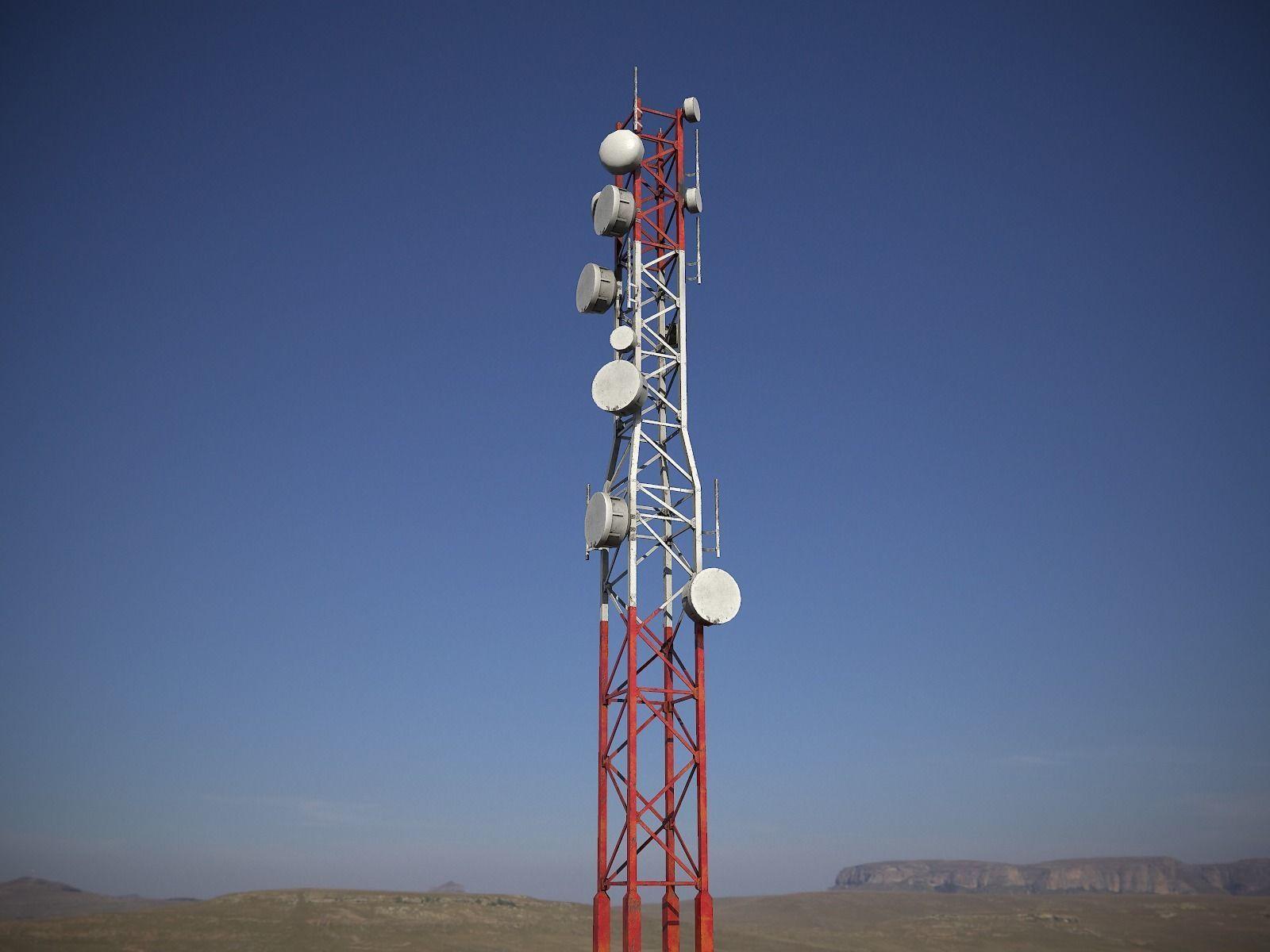 Telecommunications Tower PBR