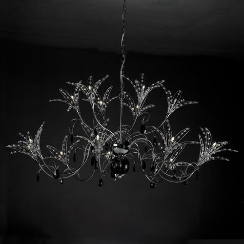 ceiling chandelier collection3D model