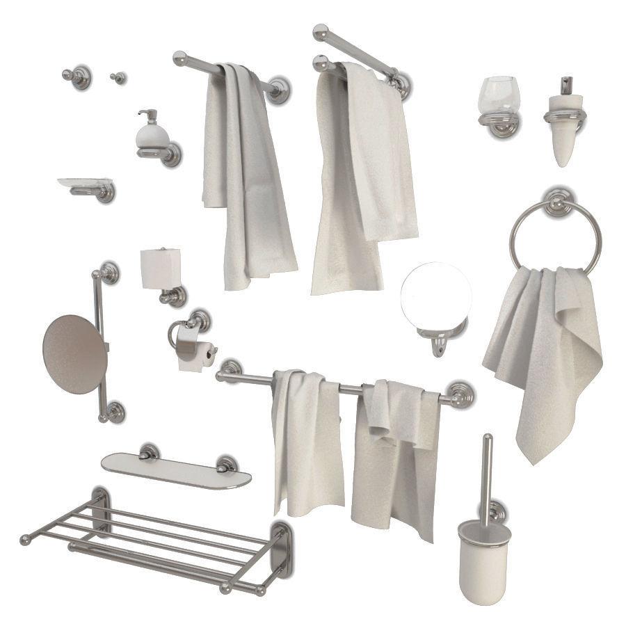 Bathroom Accessories Astor Hook