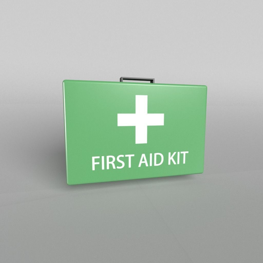 First Aid Kit 003