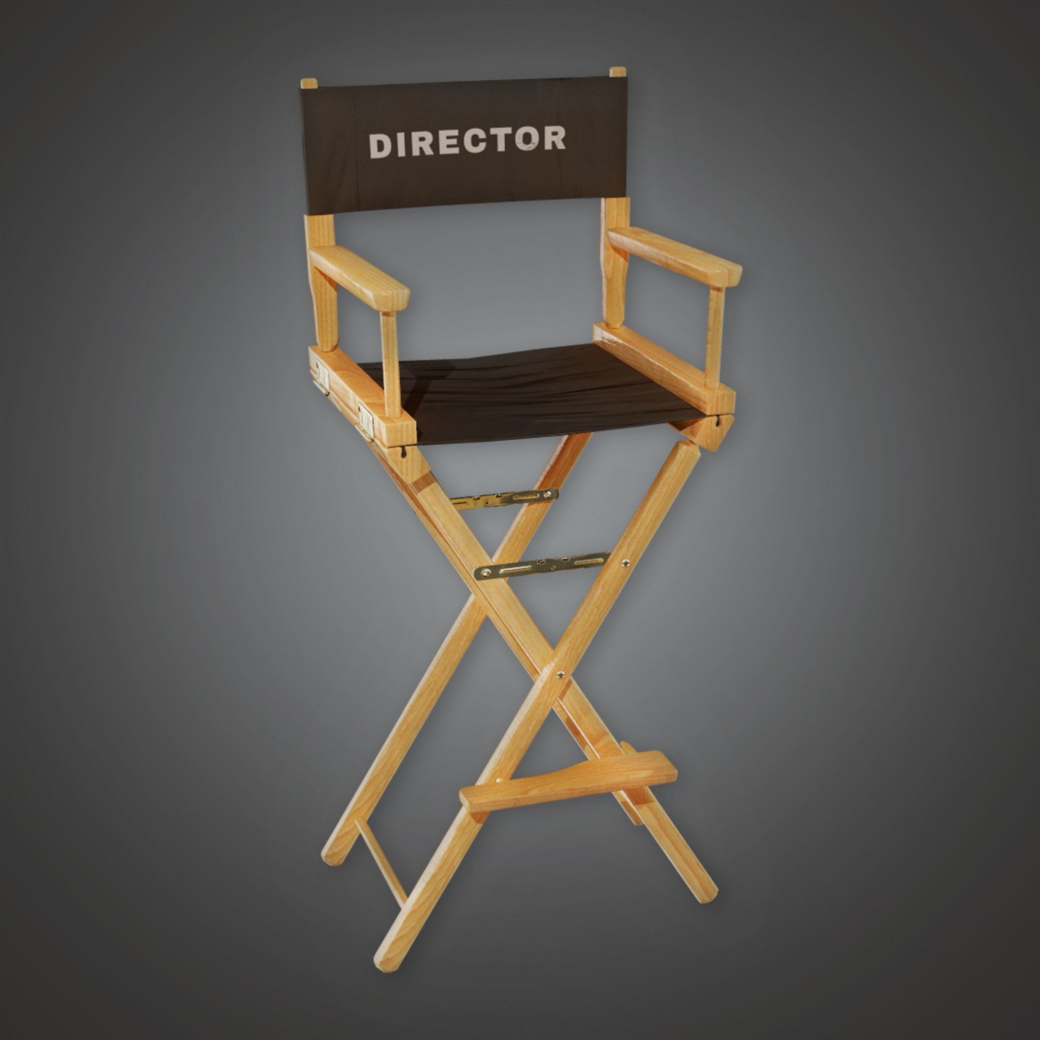 HLW - Production Chair 02- PBR Game Ready