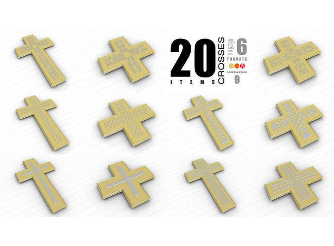 Crosses Vol 9