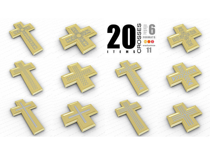 Crosses Vol 11