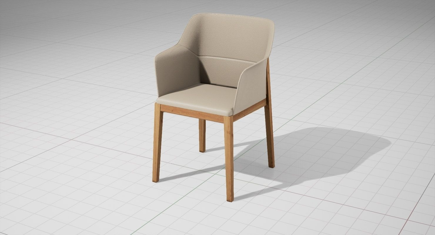 MolteniC Tivan Chair UE4