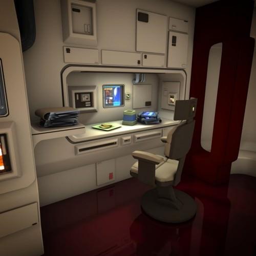 future spacecraft interior - photo #40