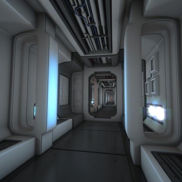 future spacecraft interior - photo #14