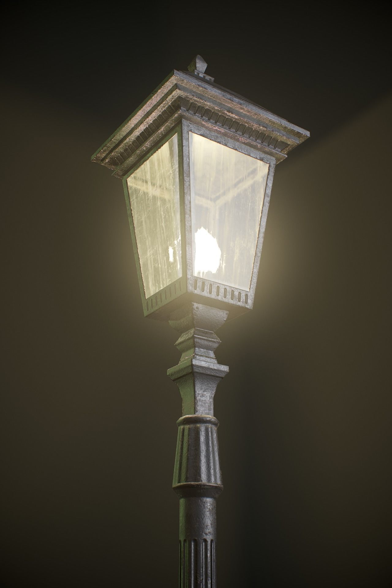 PBR Street Lamp