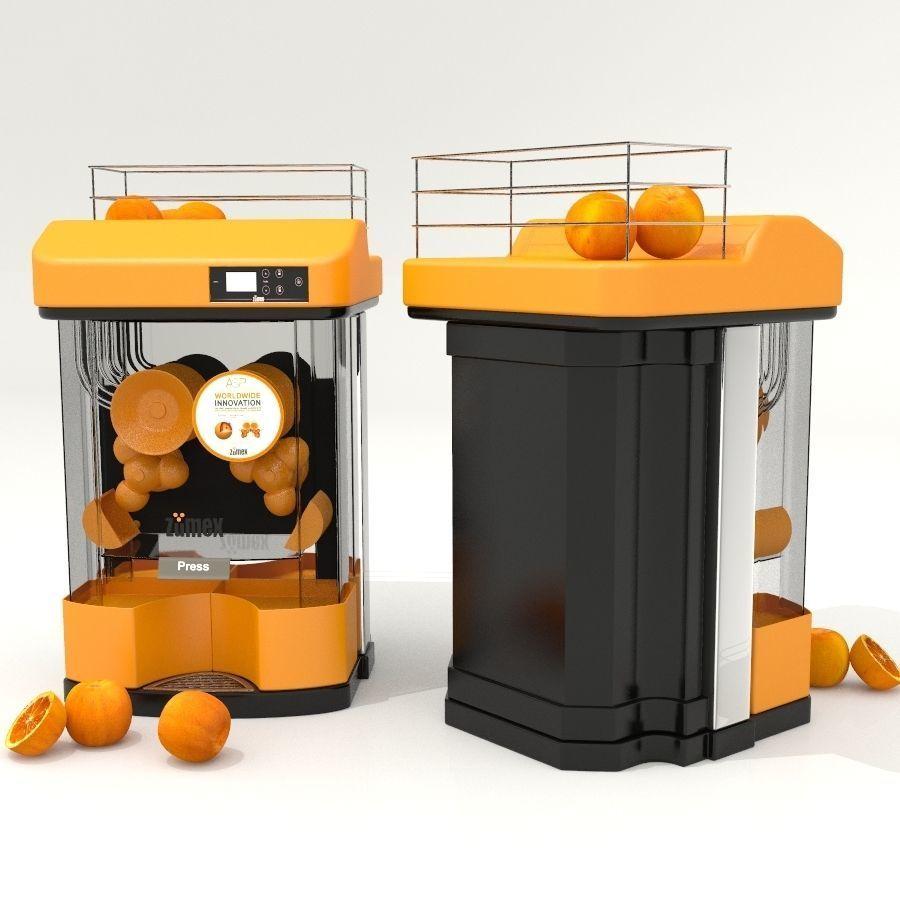 Professionnal Juicer Machine