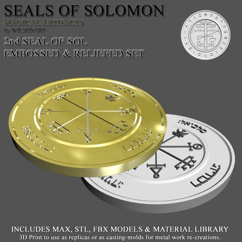 2nd Seal of Sol