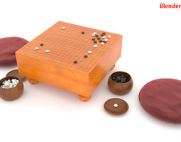 3D Go Game