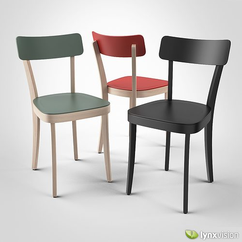 basel chair 3d model max obj mtl 3ds fbx 1