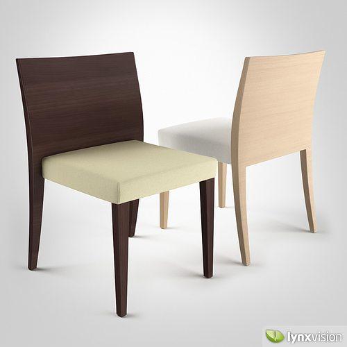Glam 431 Chair 3D Model MAX OBJ FBX MTL