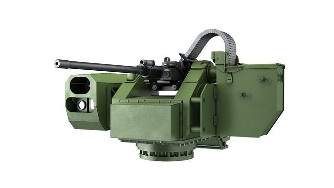 Remote Controlled Weapon Station RCWS