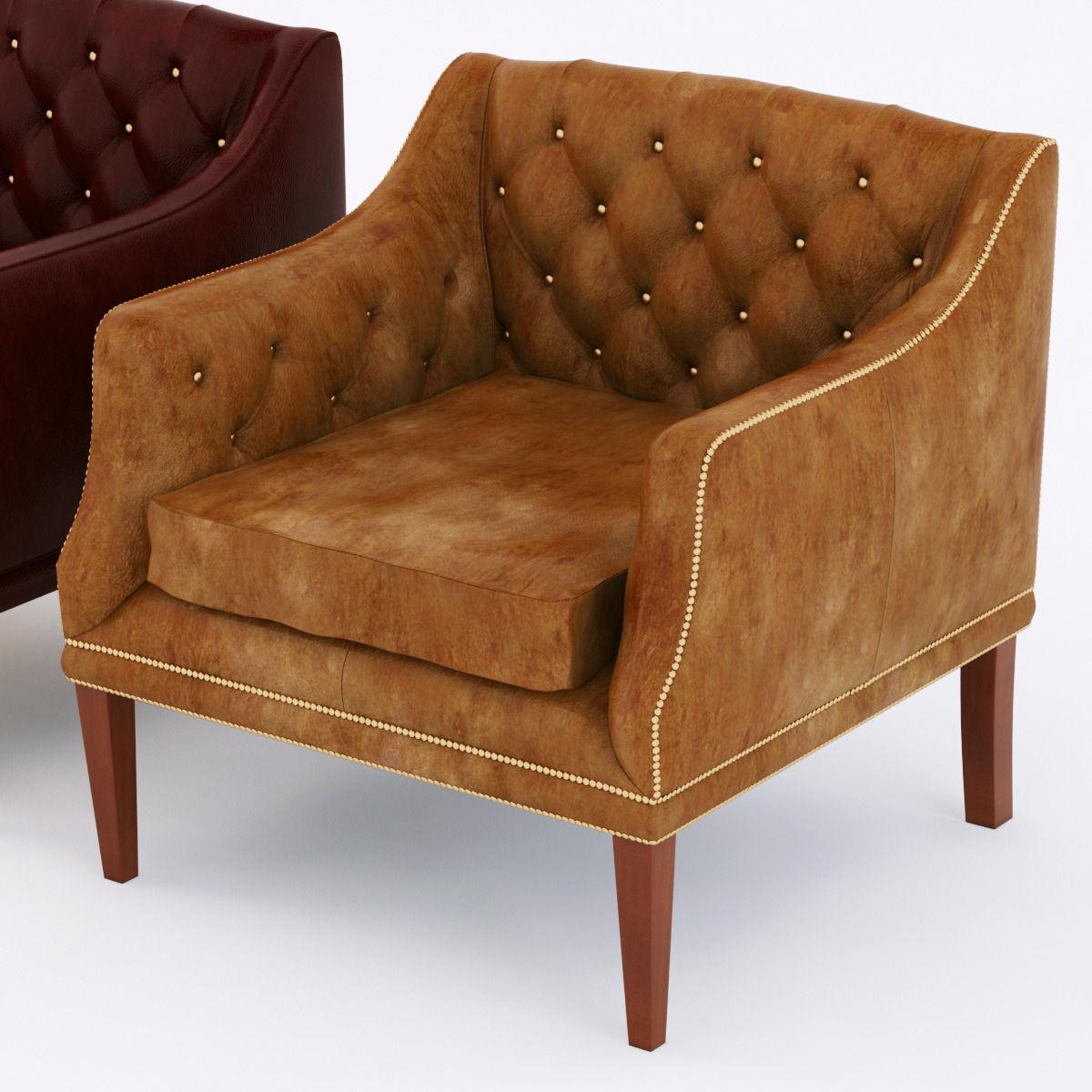 Hg eastbourne armchairs 3d model max obj fbx for Furniture now eastbourne