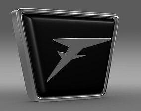 Fenix Automotive logo 3D