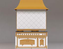restart elg111 cooking block felix royal 3d model