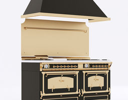 restart elg105 cooking block felix royal 3d model