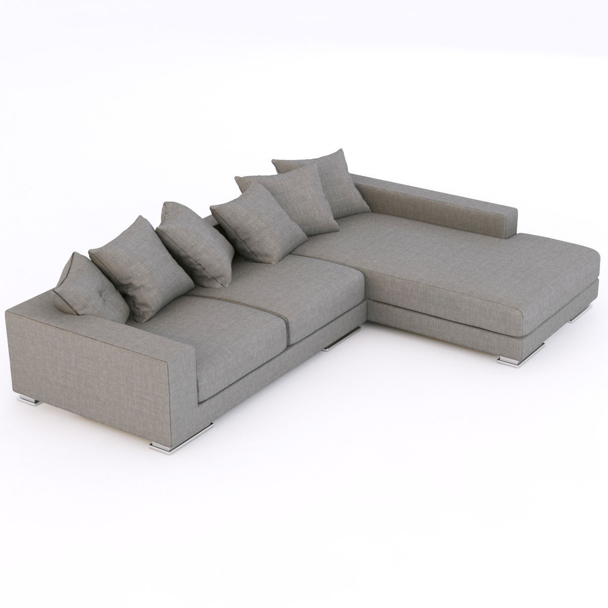 Marvelous Corner Sofa 3D Model Cjindustries Chair Design For Home Cjindustriesco
