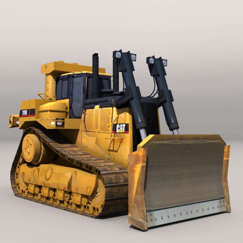 Bulldozer 20217