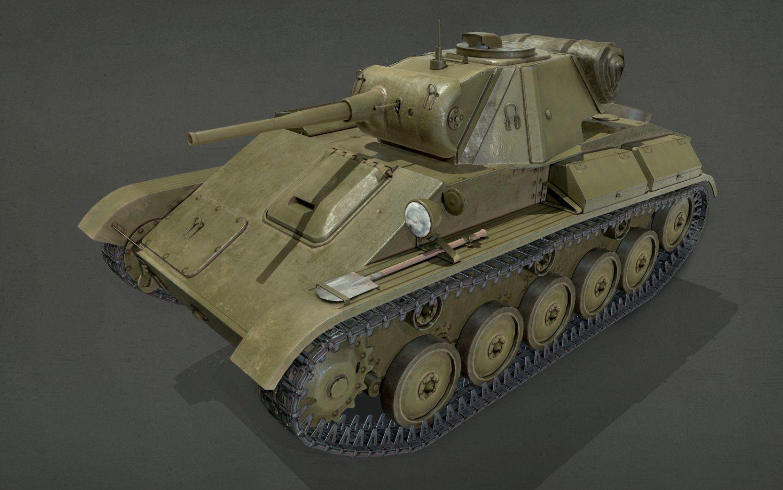 Tank T-70