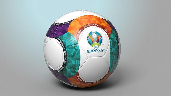 Euro 2020 Official Match Ball