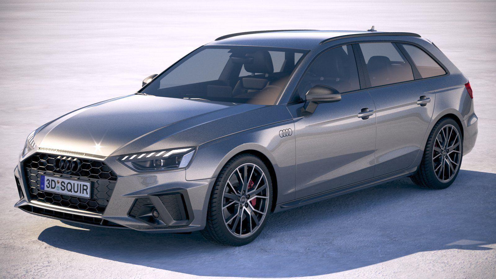 Audi A4 Avant S-line 2020