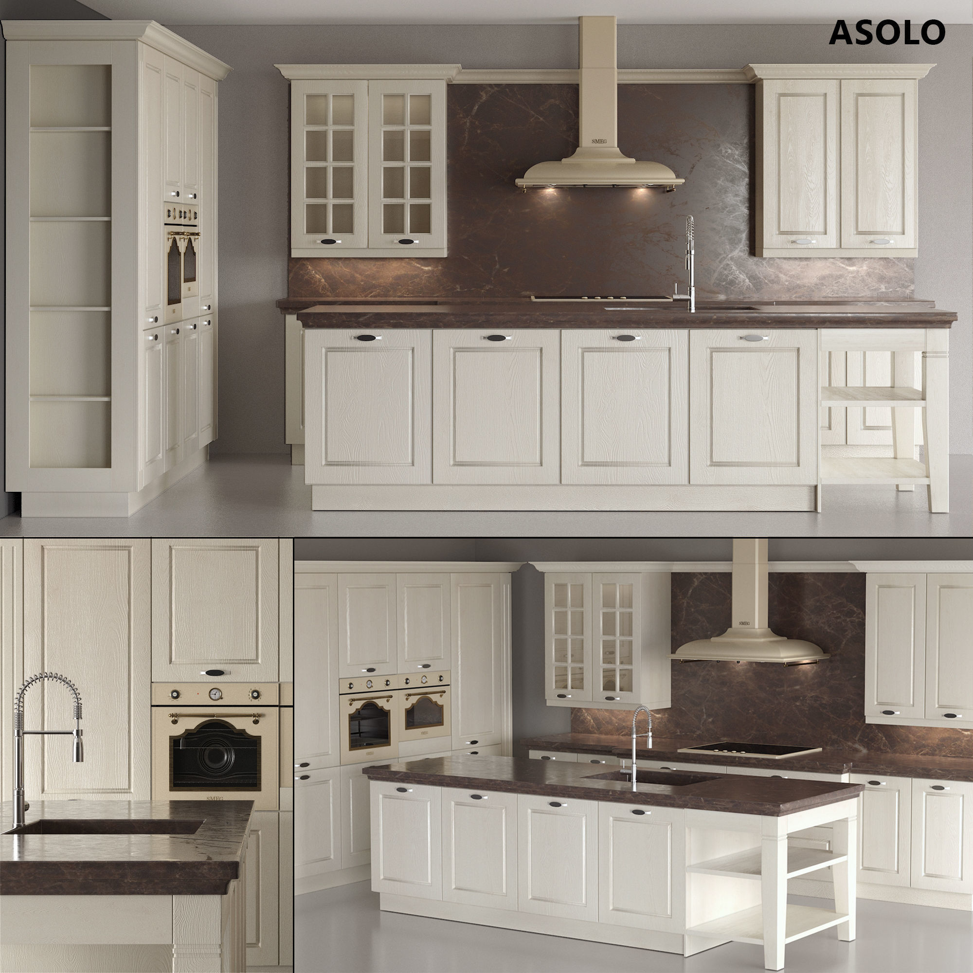 Kitchen ARREDO3 ASOLO