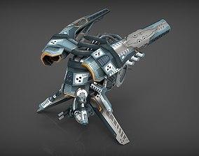 3D model Drone V4 Cybertech